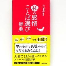 気持ちの言語化にぴったり「感情ことば選び辞典」、脱・熟語版が新発売!