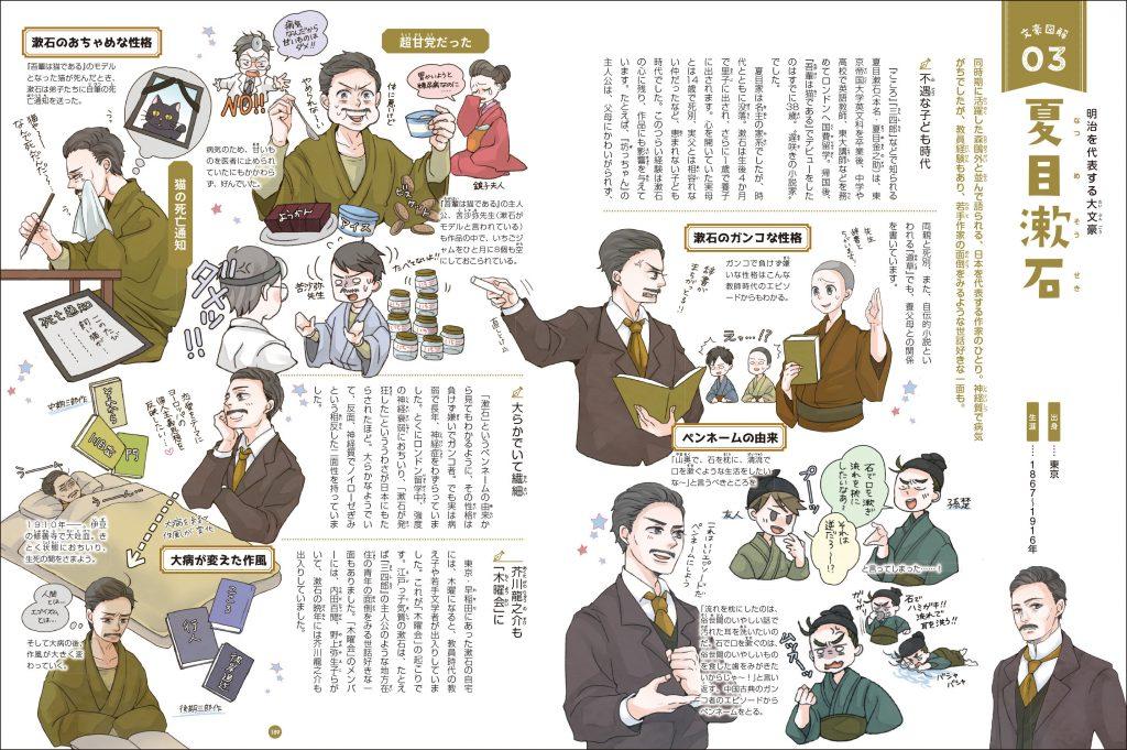 小説『坊っちゃん』の主人公そのままだった、夏目漱石