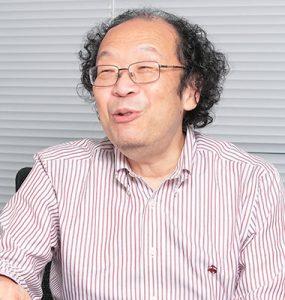 金田一秀穂先生