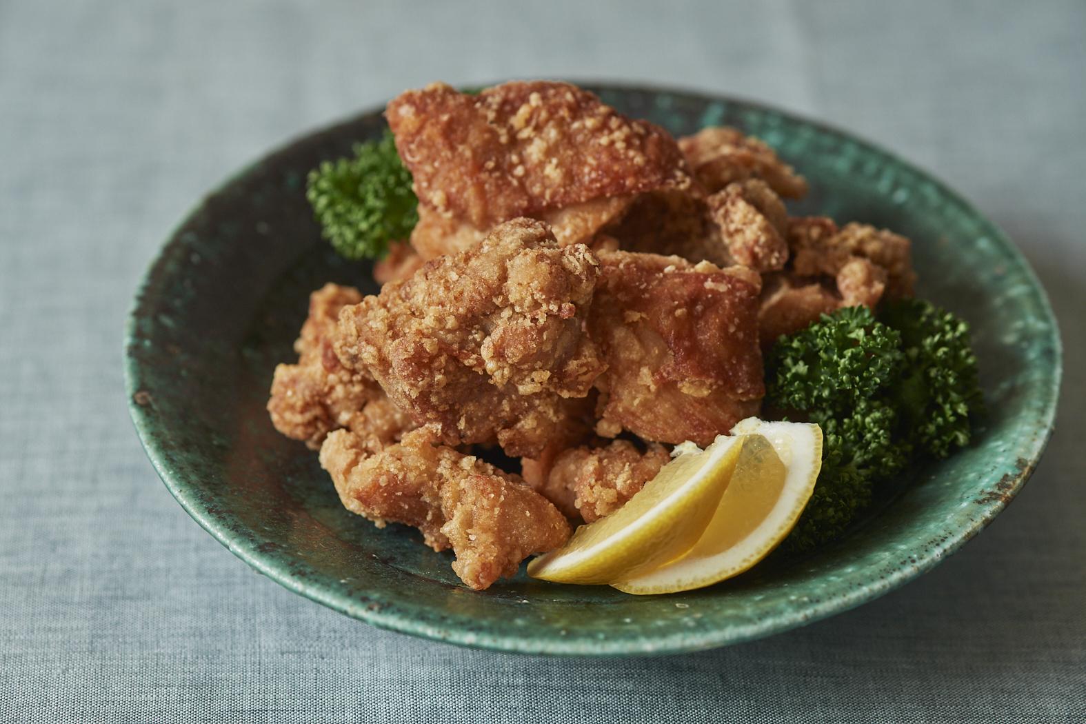「鶏のから揚げ」本誌紙面