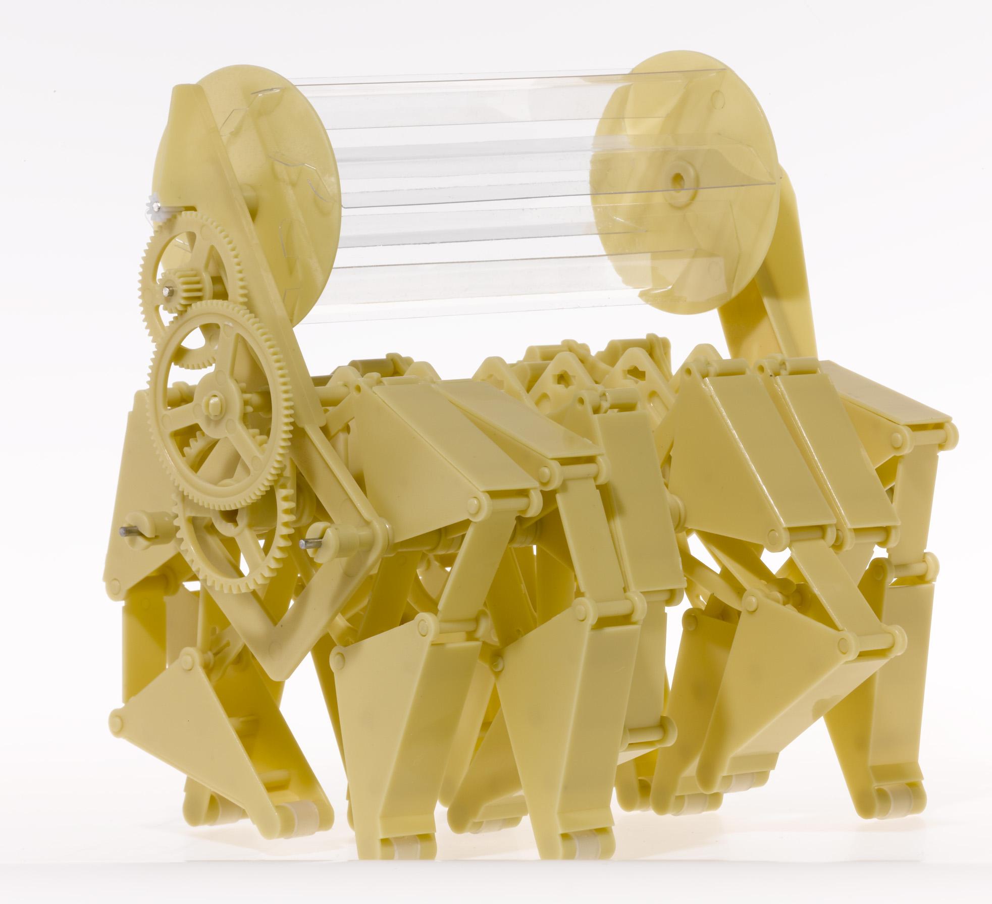 「テオ・ヤンセンのミニ・リノセロス」画像