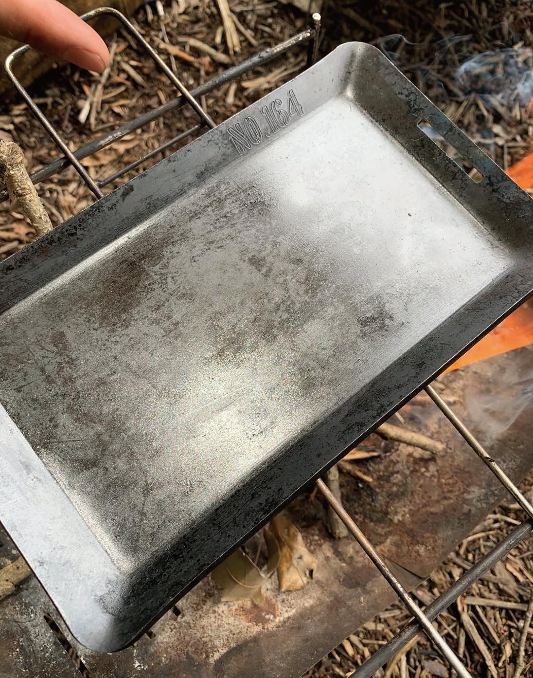 「ヒロシ氏オリジナル鉄板」画像