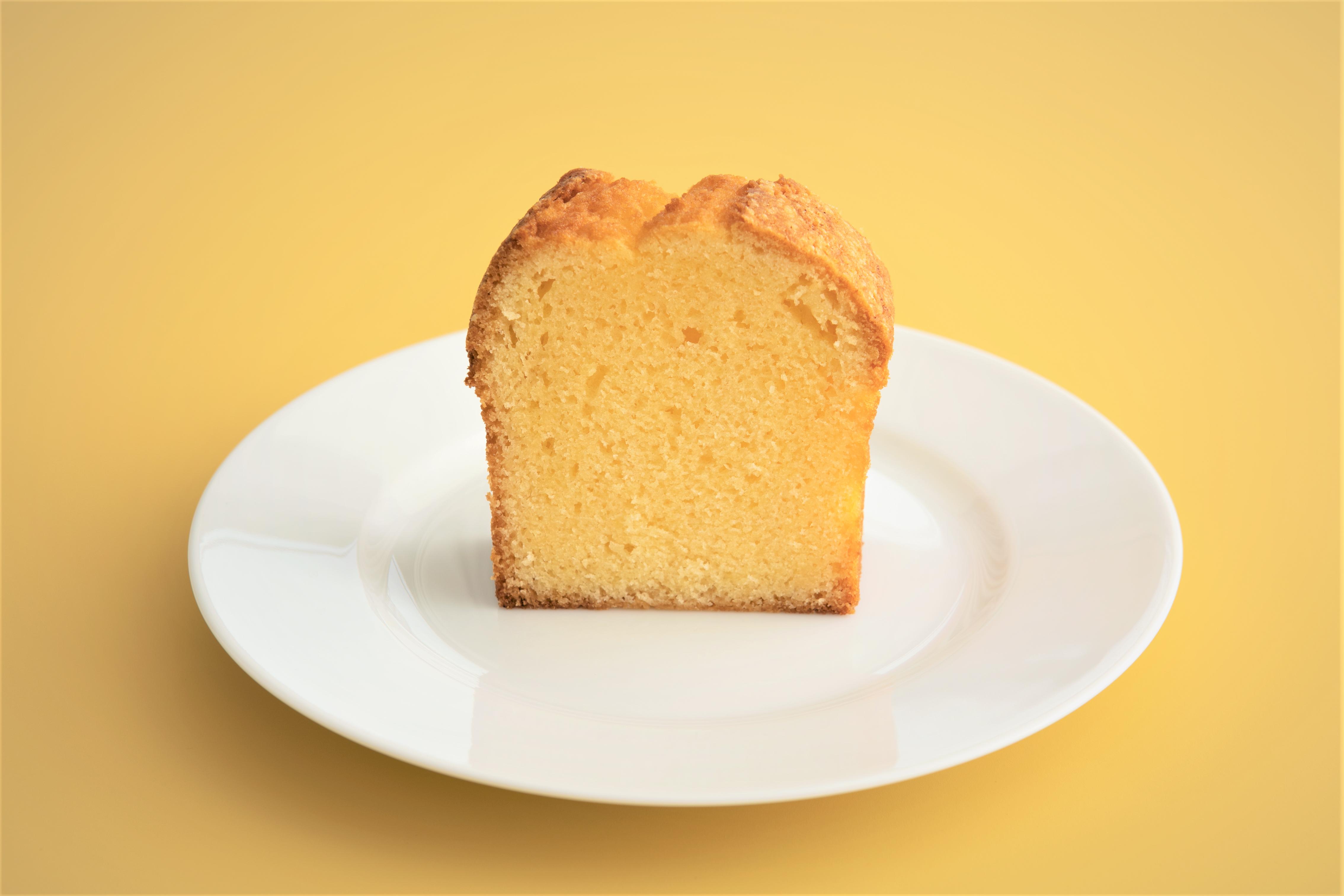 「パウンドケーキ」紙面