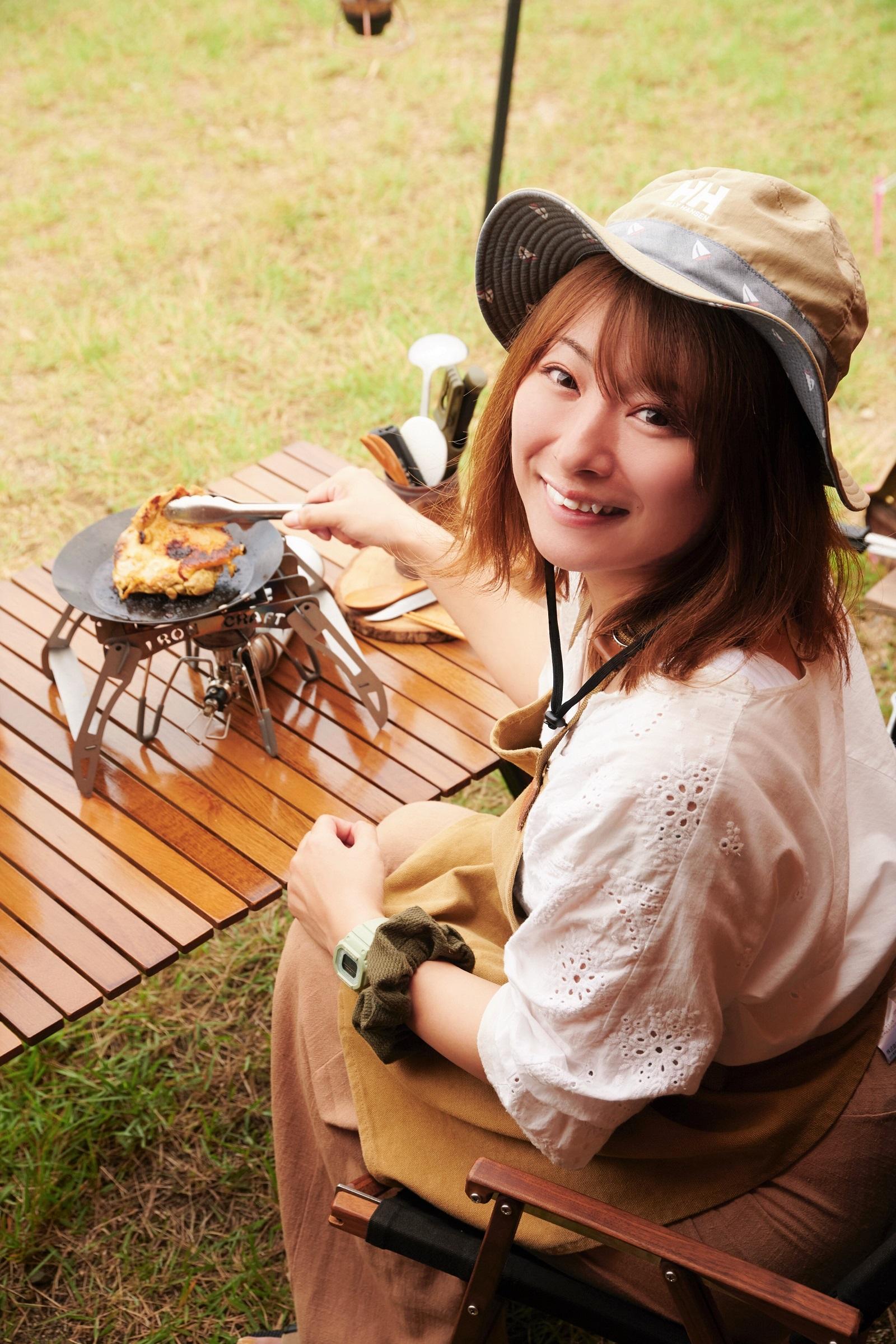 「著者 natsucamp(なつきゃんぷ)さん」画像