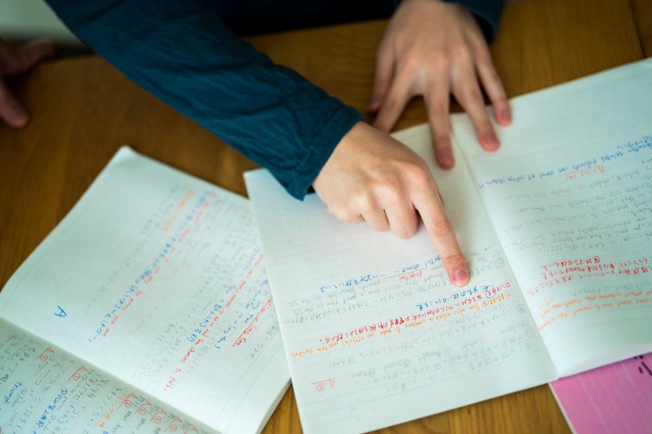 クイズノックメンバーのノート