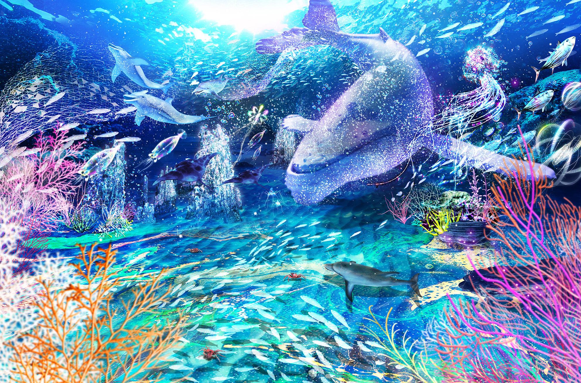 『NAKED OCEAN』作品画像