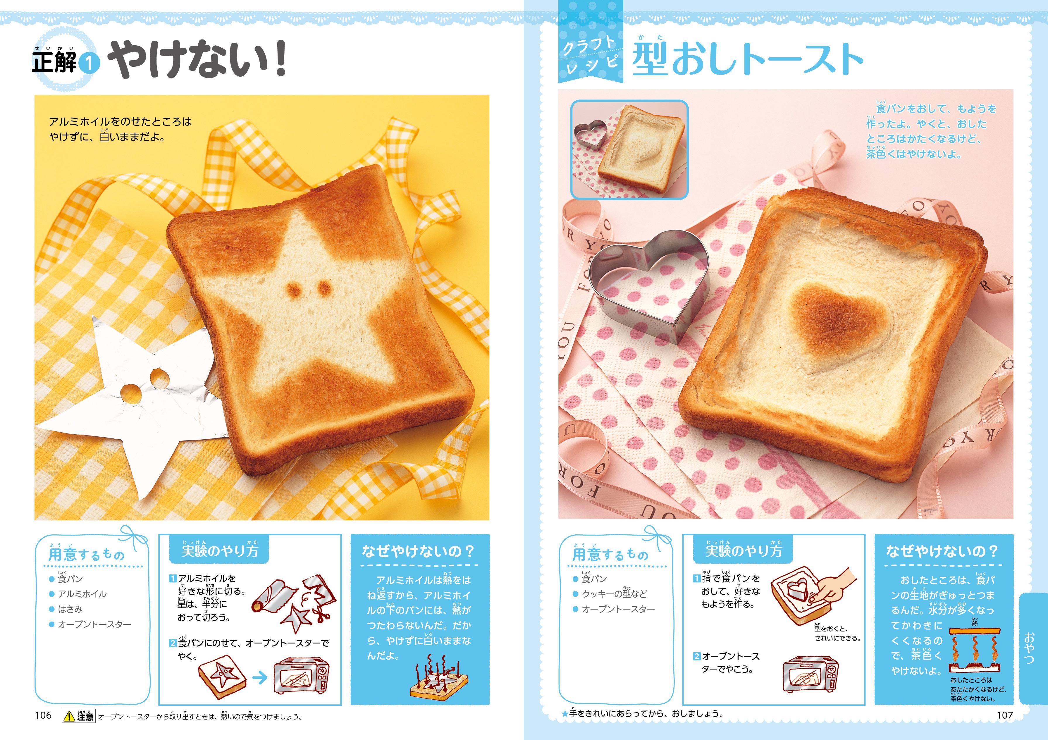 「トースト」紙面