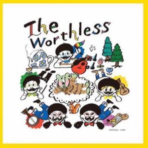 「TheWorthress うたうひげとおどるマリオネットのジャグバンド」画像