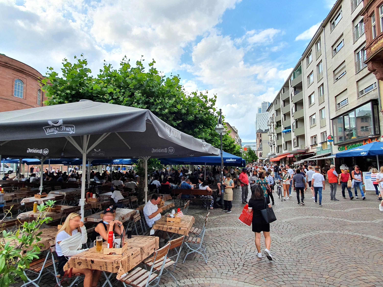 「フランクフルト レーマー広場」画像