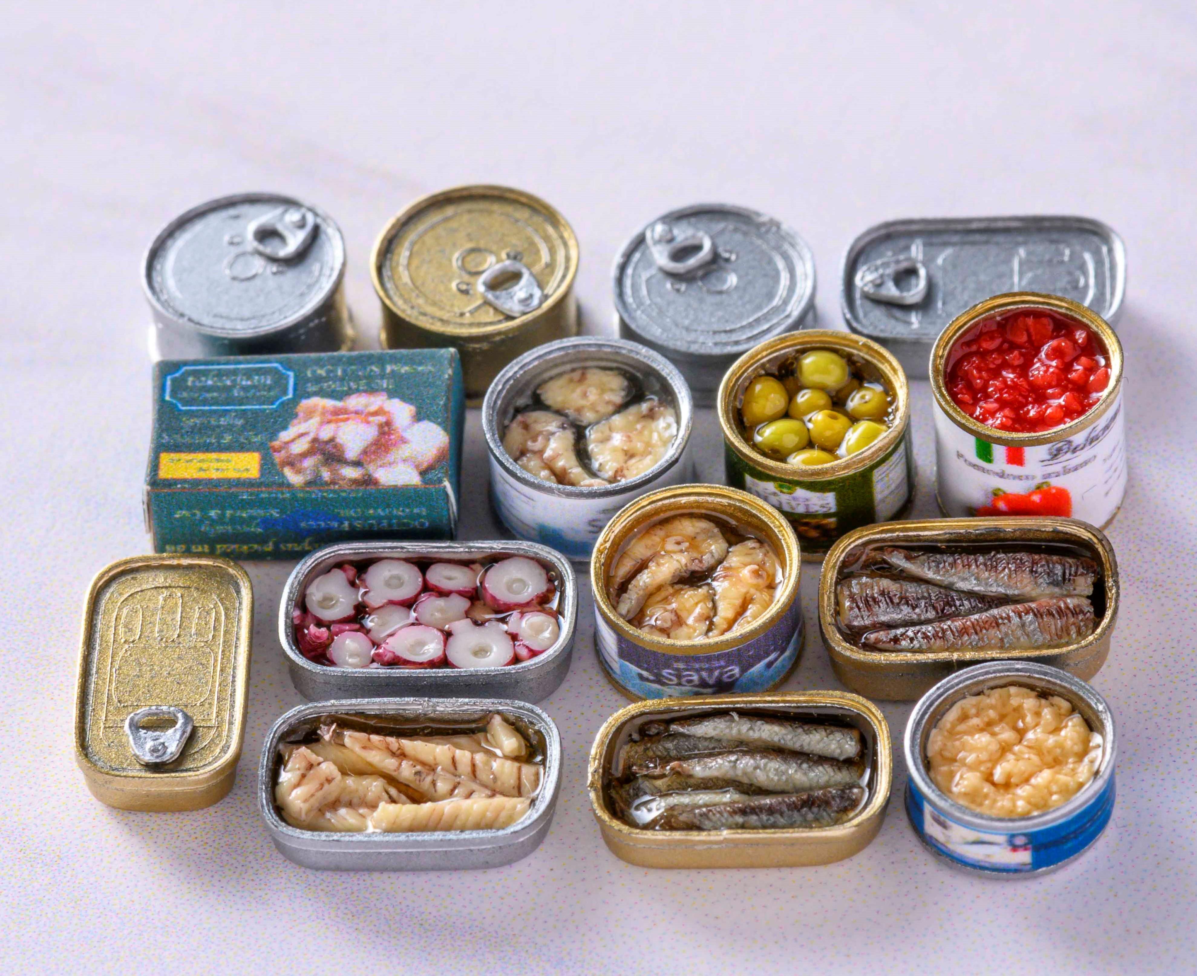 「缶詰」画像